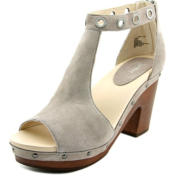 Jambu Sheila Women Open Toe Leather Sandals