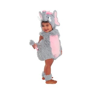 Girls Infant Elsa Elephant Halloween Costume