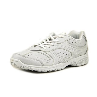 Stride Rite Cooper Lace EW Round Toe Leather Sneakers