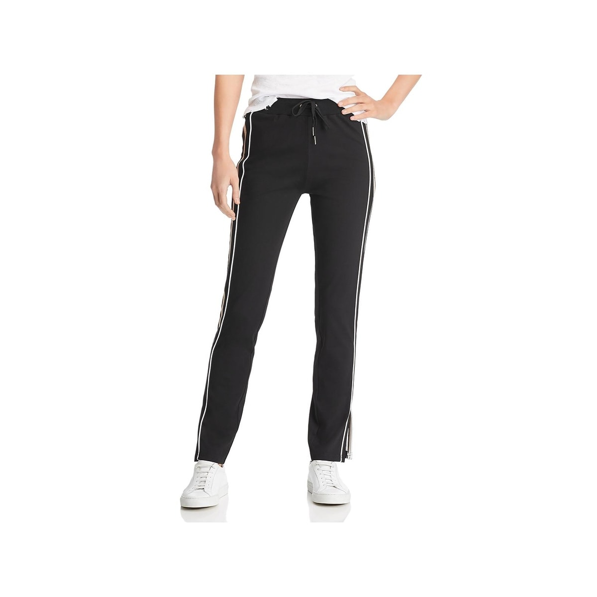 Aeropostale Womens Bootcut Athletic Track Pants