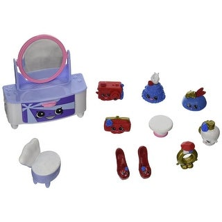 Shopkins S3 Fashion Pack Best Dressed Collection - multi
