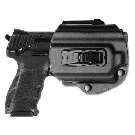 Viridian Right Tacloc Holster Hkp30 W/ Viridian C Series Ecr Equipped