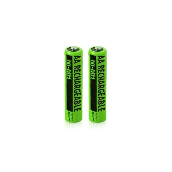 NiMh AA Batteries 2-Pack for GE/RCA NiMh AA Batteries 2-Pack