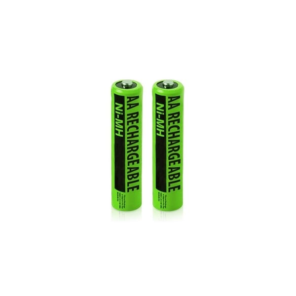 Replacement VTech i5867 NiMH AA Cordless Phone Battery - 1400mAh / 1.2V (2 Pack)