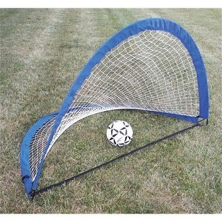 Olympia Sports GO208P 72 in. x 40 in. Pop-Up Half-Moon Goal