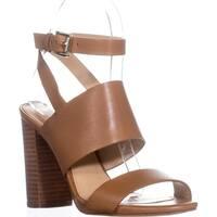 MICHAEL Michael Kors Arden Ankle Strap Sandals, Acorn