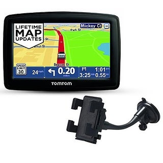 Refurbished TomTom Start 45M 4.3-inch Automotive GPS w/ Lifetime Map Updates & Roadside Assistance