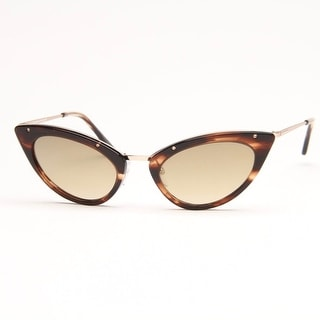 Grace Havana Brown Sunglasses - Havana Brown