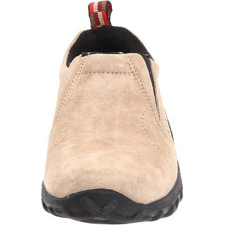 Kids Merrell Girls Jungles Moc Kids Low Top Slip On Walking Shoes