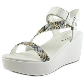 Charles By Charles David Jacy Women Open Toe Synthetic Wedge Sandal
