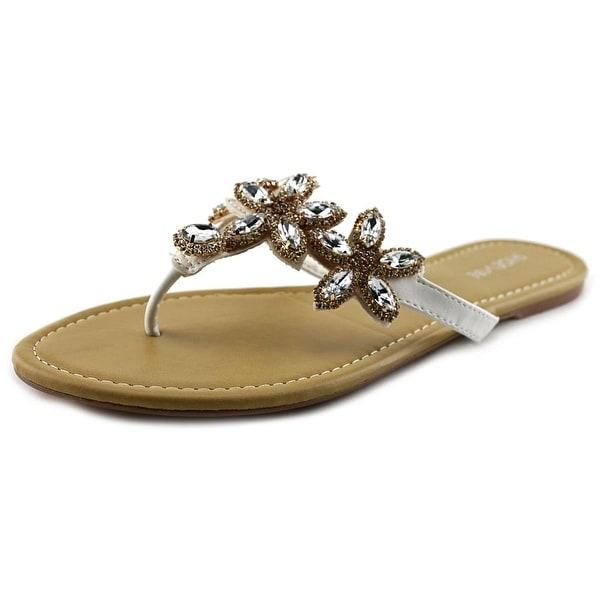 ShoeVibe Sheila Women  Open Toe Synthetic  Thong Sandal