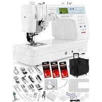 Janome Memory Craft 6600P (6600) Computerized Sewing Machine w/ FREE 6-Piece VIP Package!