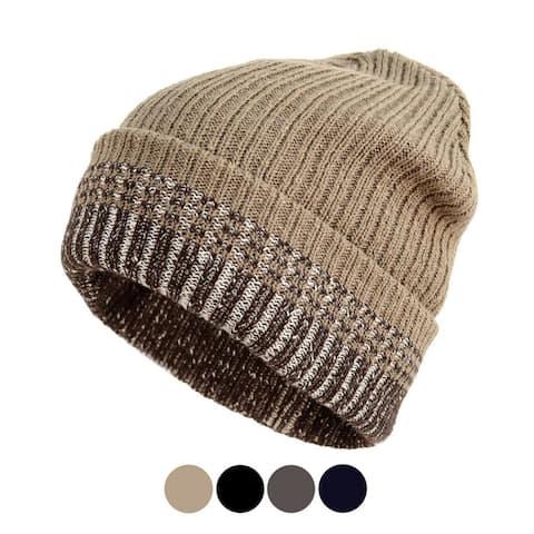 Heavy Duty Winter Outdoor Beanie Hat for Men & Women