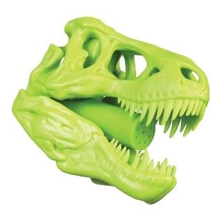 Wash 'N Roar T-Rex Shower Head - Green - 5.5 in. x 3.75 in. x 4.25 in.