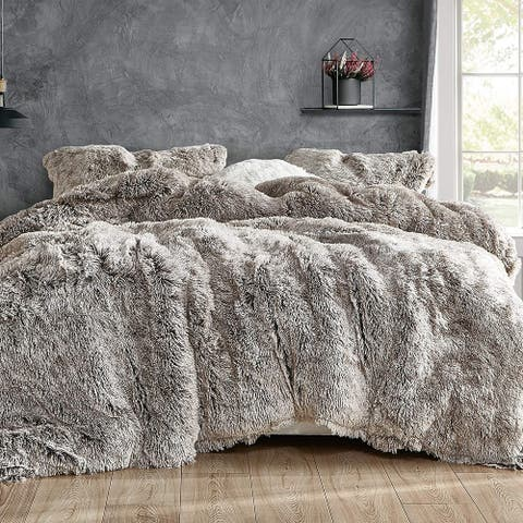 Are You Kidding - Coma Inducer Oversized Comforter - Frosted Chocolate