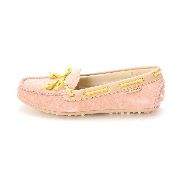 Cole Haan Womens Marthasam Closed Toe Boat Shoes - 6