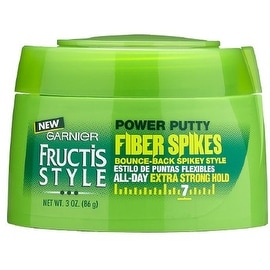 Garnier Fructis Style Fiber Spikes Power Putty 3 oz