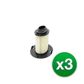 EnviroCare Replacement Vacuum Filter for Dirt Devil 86710 Vacuum Model (3pk)