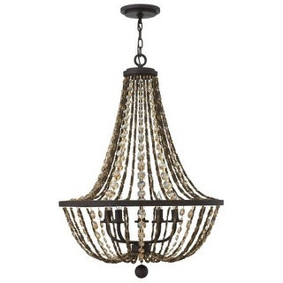 Fredrick Ramond FR42865 5 Light 1 Tier Chandelier from the Hamlet Collection