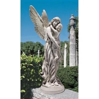 Design Toscano Heaven's Guardian Angel Garden Statue