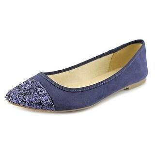 Style & Co. Womens Tiffanie Almond Toe Ballet Flats