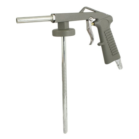 "1/2"" Connector Paint Rust Remover Blasting Grit Shot Air Sand Blaster Gun"