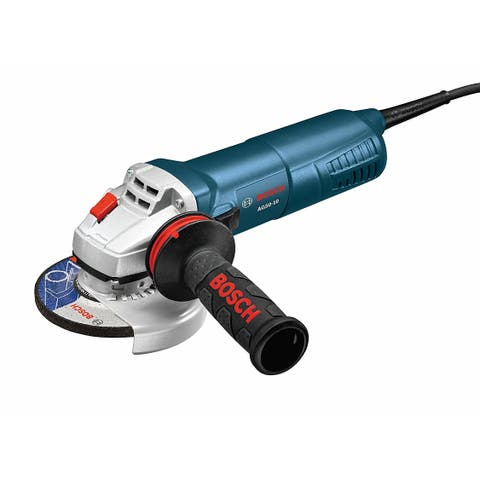 Bosch AG50-10TG 5-Inch Angle Grinder with Tuck-Pointing Guard