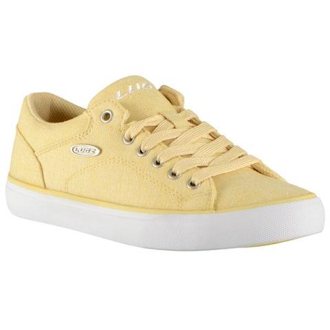 Lugz Womens Regent Lo Linen Casual Sneakers Shoes