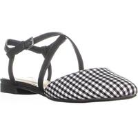 Indigo Rd. Genetic Pointed Toe Sandals, Black Multi - 6 us