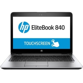 HP EliteBook 840 G3 X5F99US Notebook PC - Intel Core i7-6600U 2.6 (Refurbished)
