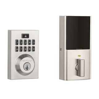 Kwikset 913CNT-S Contemporary Single Cylinder Touchpad Electronic Deadbolt from the SmartCode?