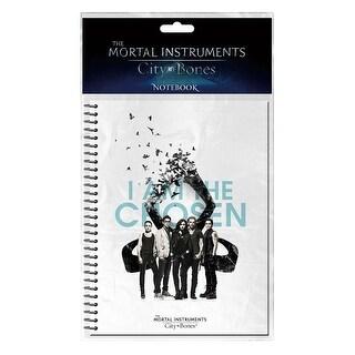 "The Mortal Instruments City of Bones ""I Am The Chosen"" Notebook - multi"