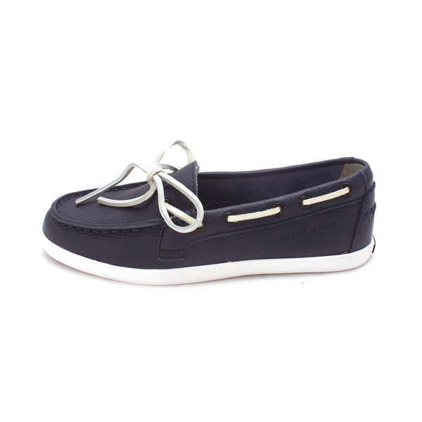 Cole Haan Womens Ansleysam Closed Toe Boat Shoes - 6