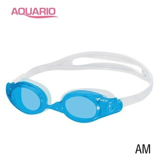VIEW Swimming Gear V-550 Aquario Fitness Goggle (4 options available)