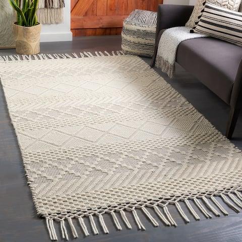 Piri Handmade Global Wool Area Rug