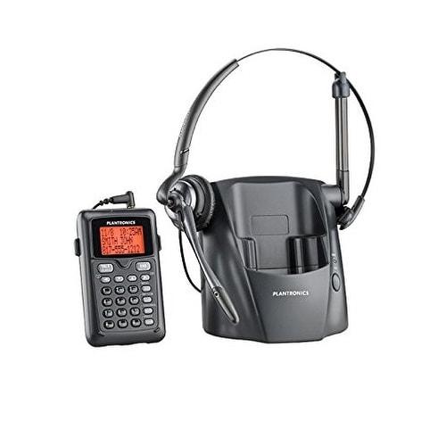 Plantronics 80057-11 Ct14 Dect 6.0 Cordless Headset Phone Black