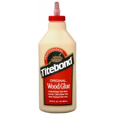 Titebond 5065 Professional Original Wood Glue, 1 Qt