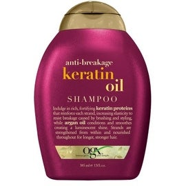 Organix Anti-Breakage Keratin Oil Shampoo 13 oz