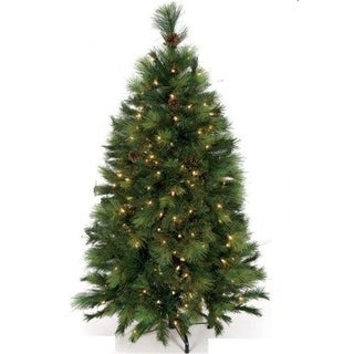 Autograph Foliages C-91418 4.5 ft. Arolla Pine Tree by 1 Green