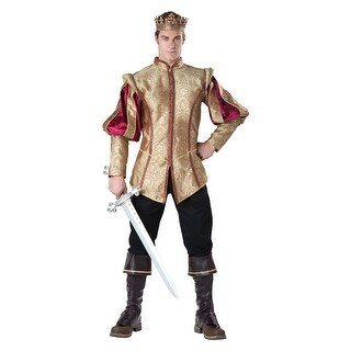 Men's Elite Renaissance Prince Costume