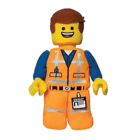 LEGO Movie 2 12 Inch Emmet Brickowski Plush