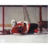Bernie Parent unsigned Philadelphia Flyers 8x10 Photo