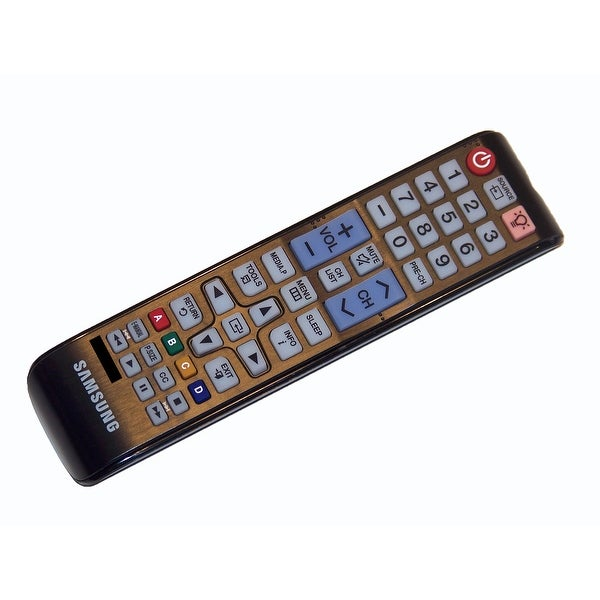OEM Samsung Remote Control Originally Supplied With: PN64F5300, PN64F5300AF