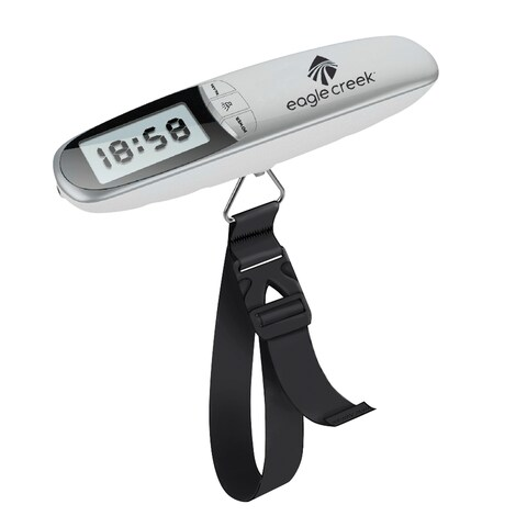 Eagle Creek Luggage Scale and Alarm Clock