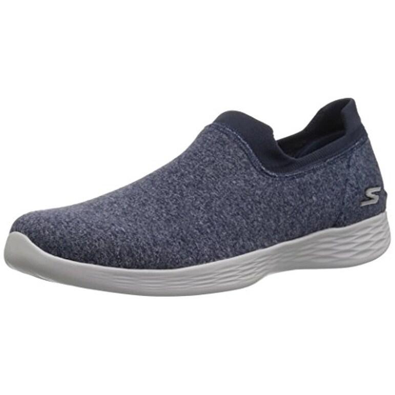 You Define-15821 Sneaker,navy/gray,9
