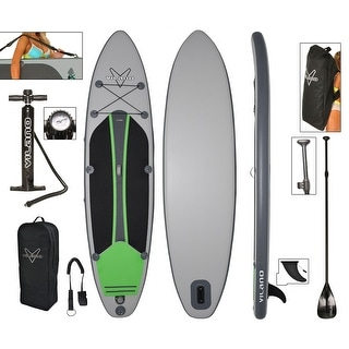 Shop Vilano Journey 10 Ft Infatable Sup Stand Up Paddle