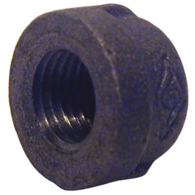 Pannext B-CAP10 Black Pipe Cap, 1
