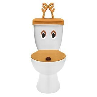 Reindeer Toilet Cover Set - Christmas Bathroom Decor|https://ak1.ostkcdn.com/images/products/is/images/direct/31211923cca400fbd30aeda138dd4d1ec822cd11/Reindeer-Toilet-Cover-Set---Christmas-Bathroom-Decor.jpg?impolicy=medium