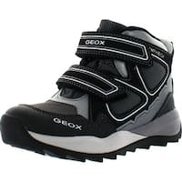 Geox Boys Orizont Waterproof Winter Snow Boots