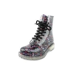 Dirty Laundry Roadie Women  Round Toe Synthetic  Rain Boot